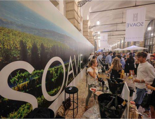 Soave Versus, un format di successo per il grande bianco italiano.